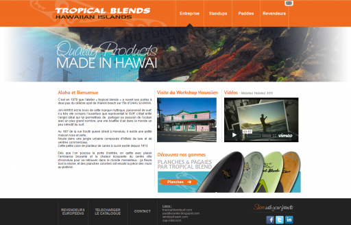 Tropical Blends