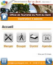 L'Office de Tourisme du Pont du Gard