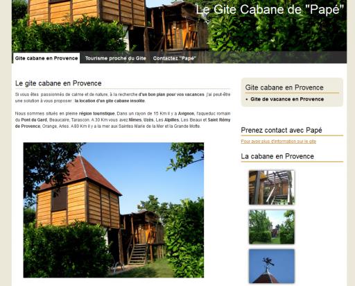 Le Gite Cabane de \