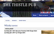 the thistle petit